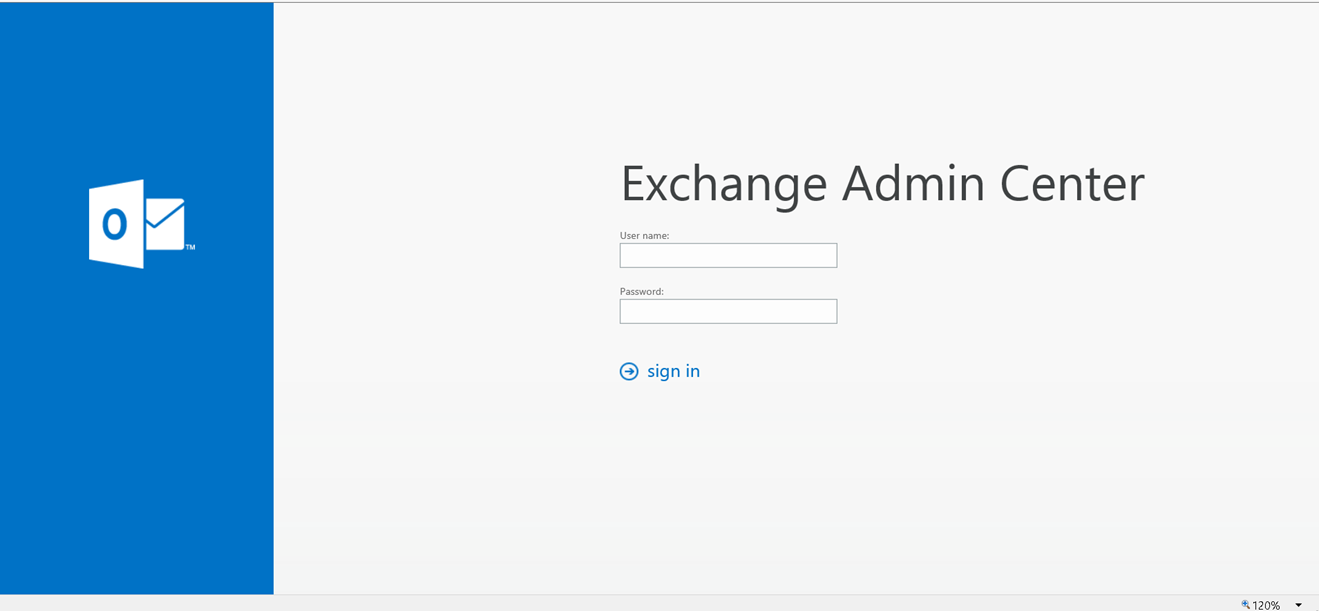 Cannot Access EAC/ECP on Exchange 2013 after CU3 or SP1 Update