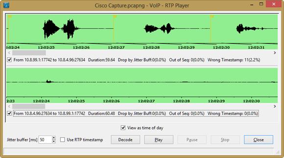 Using Wireshark to Capture & Playback RTP Audio - Xadean's Empirical